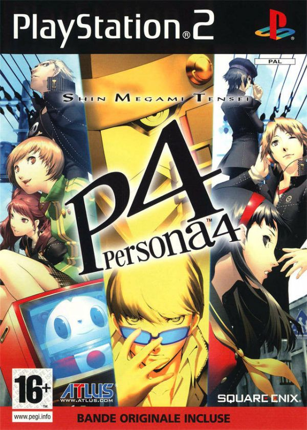 Persona 4 for PS2 | Gamereload